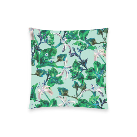 Blue Bramble Pillow Case