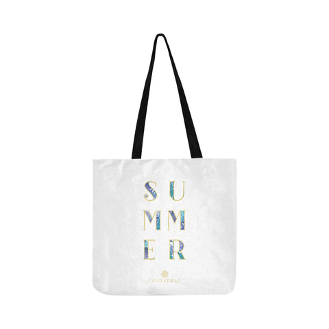 Cool Tropical Summer Tote Bag