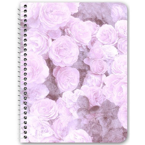 Lilac Watercolor Floral Notebooks & Journals