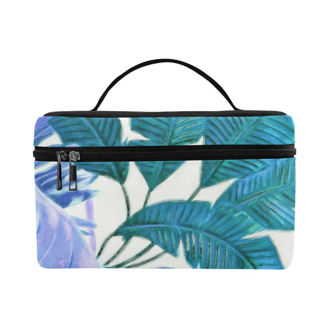 Cool Tropical Cosmetics Bag