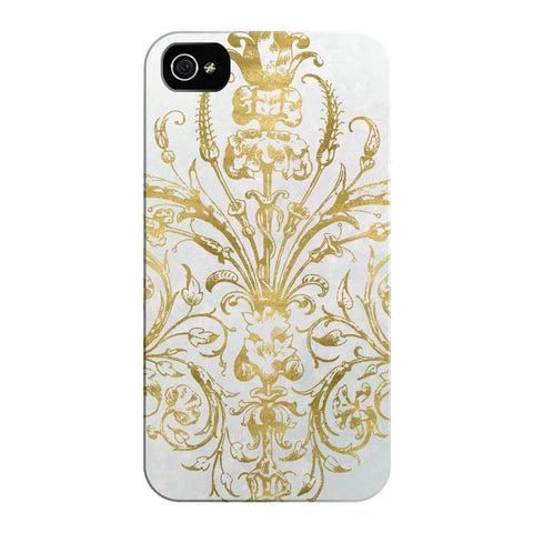 Floral Flourishes iPhone Cases