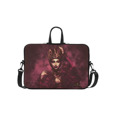 The Red Queen Laptop Bag 15.6""