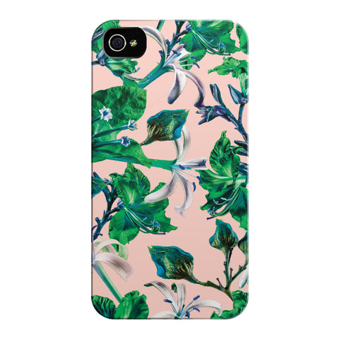 Pink Bramble iPhone Cases