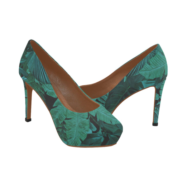 Tropical High Heels