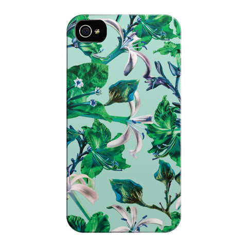 Blue Bramble iPhone Cases