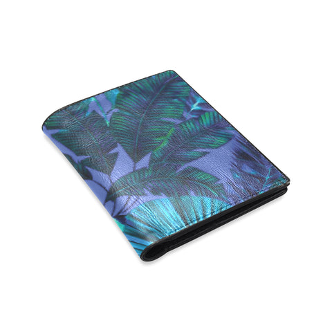 Dark Cool Tropical Wallet