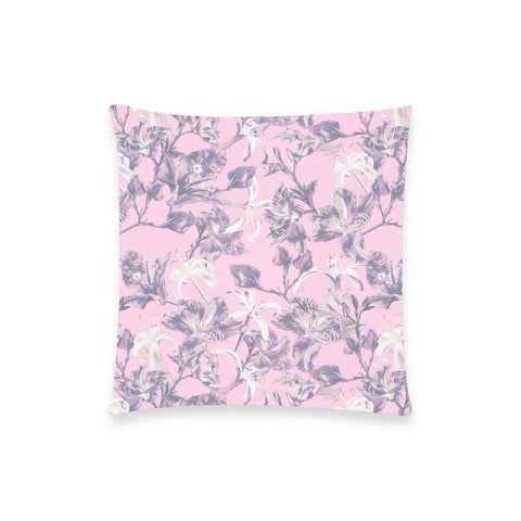 Lilac Bramble Pillow Case