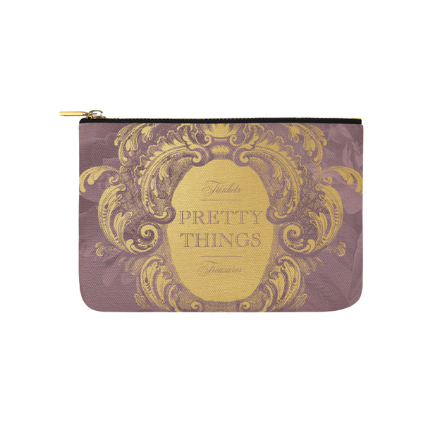 Pretty Things Mauve Clutch