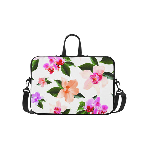 Tossed Tropical Laptop Bag 15.6""