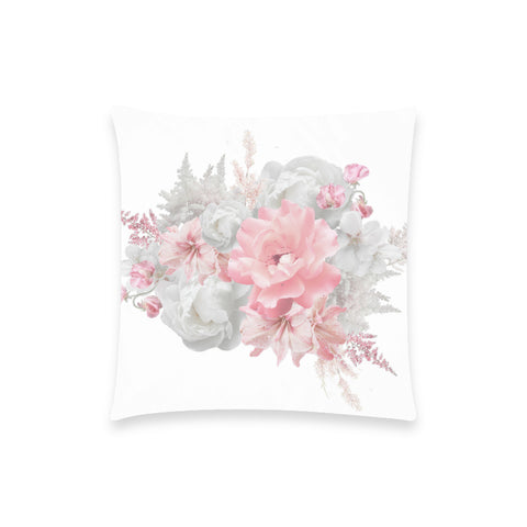 Floral Bouquet Pillow Case