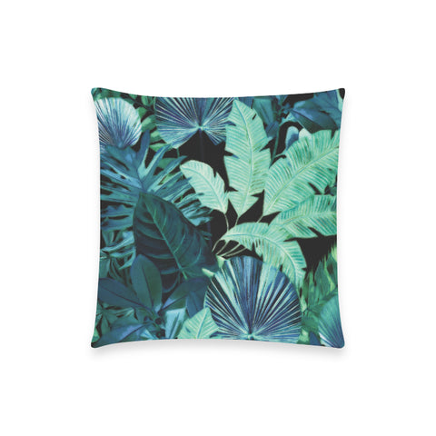 Dark Tropical Pillow Case