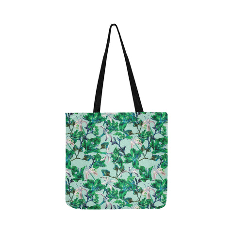 Blue Bramble Tote Bag