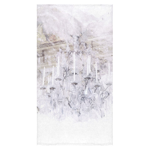 Palace Chandelier Towel