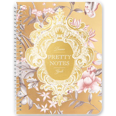 Pretty Notes Chinoiserie Notebooks & Journals