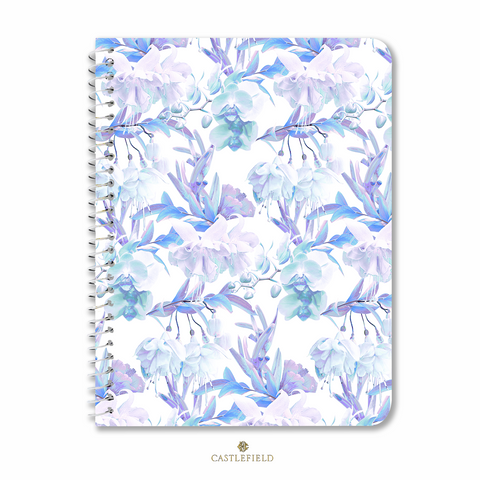 Tropical Bahamas Blue Notebooks & Journals