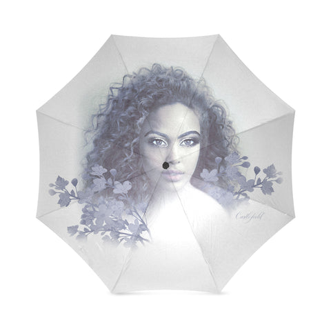Aria Blue Umbrella