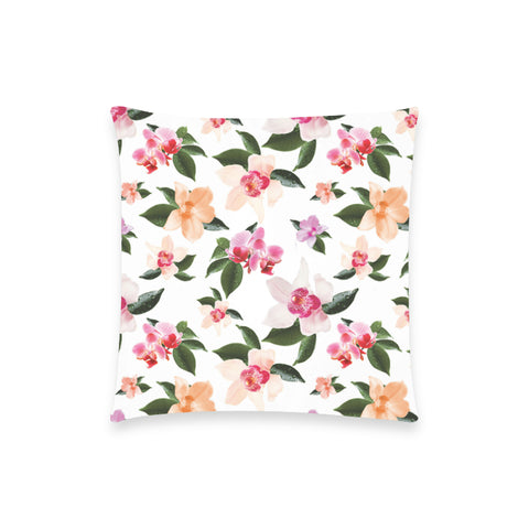 Tossed Tropical Pillow Case