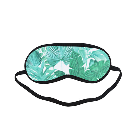 Green Tropical Sleeping Mask