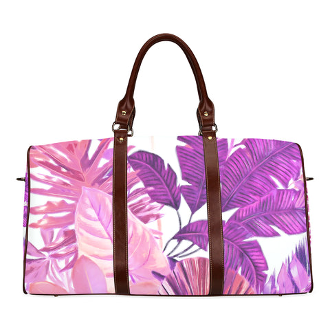 Warm Tropical Travel Bags