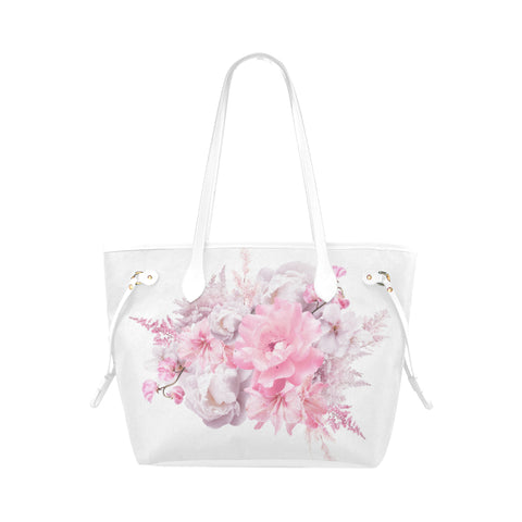 Floral Bouquet Shoulder Bag
