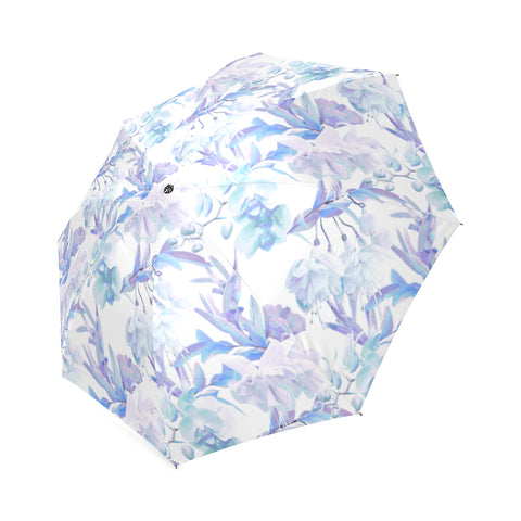Tropical Bahamas Blue Umbrella