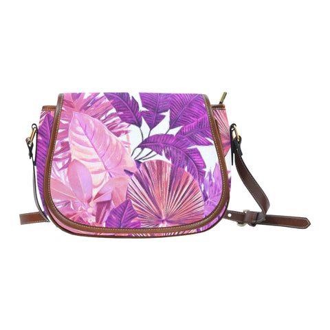 Warm Tropical Crossbody Bag