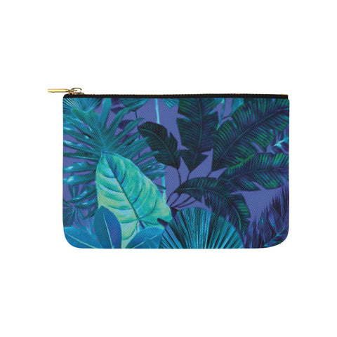 Dark Cool Tropical Clutch