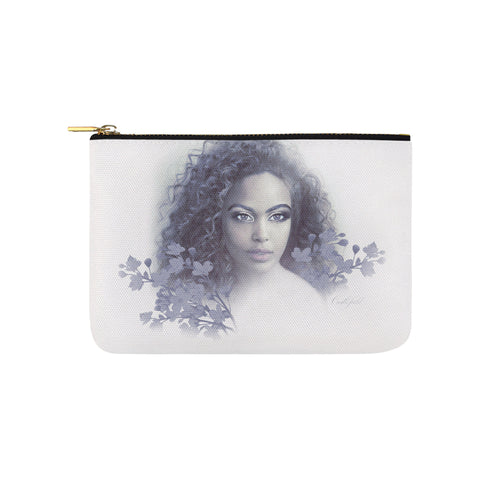 Aria Blue Clutch