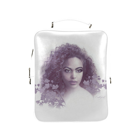 Aria Lavender Backpack