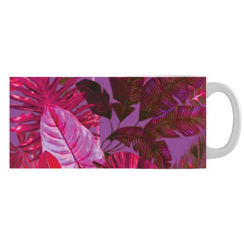 Dark Warm Tropical Mug