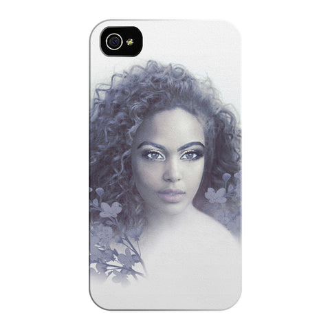 Aria Blue iPhone Cases