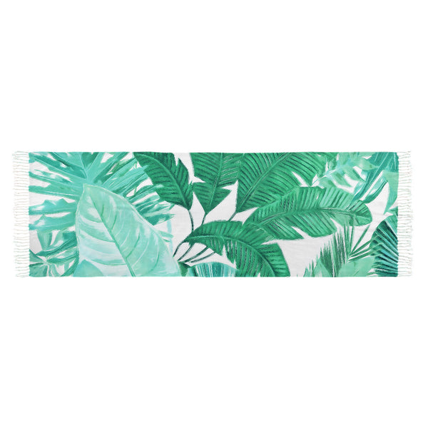 Green Tropical Scarves