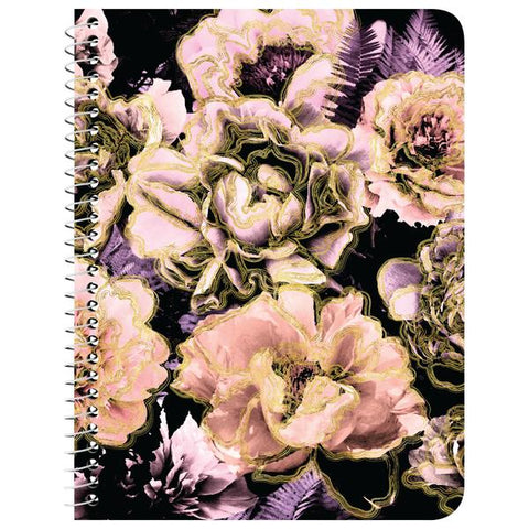 Bold Floral Notebooks & Journals - 2 Color Options