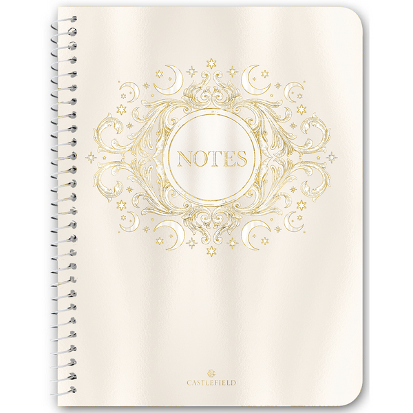 Celestial Pearl Notes Notebooks & Journals