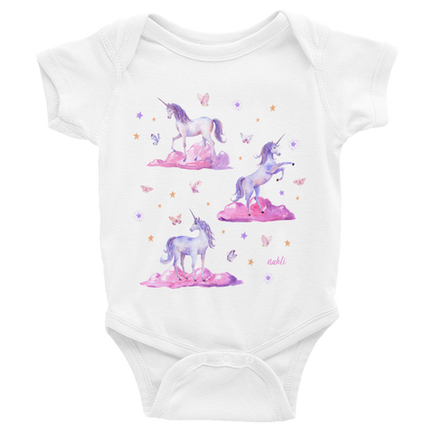 Skydream Unicorn Baby Bodysuit