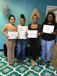 minks jenoir lash class classes training atlanta