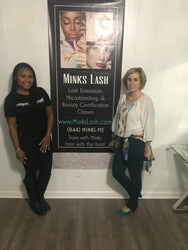 dc lash training baltimore class beauty school minks lashes brows