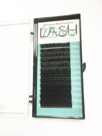 Mink Lash Trays (Single Length)