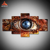 Wall Art Printed Canvas with frame HD Picutre for Home Wall Decoration ABS013