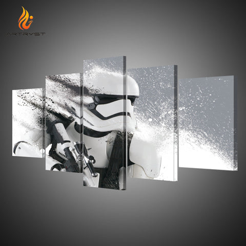 Wall Art Printed Canvas with frame HD Picutre for Home Wall Decoration AMV008