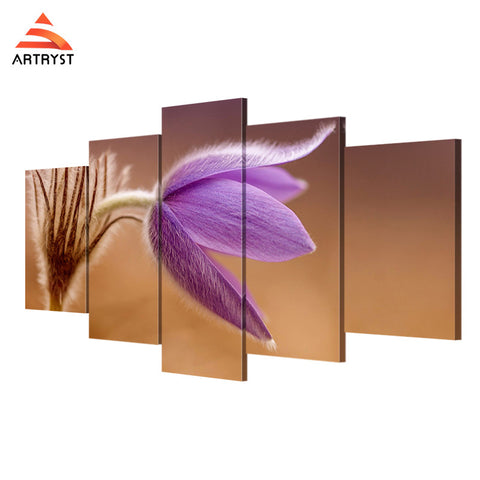 Wall Art Printed Canvas with frame HD Picutre for Home Wall Decoration FLR011