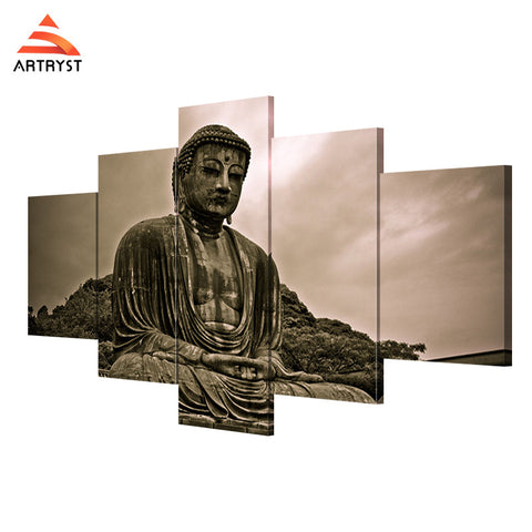 Wall Art Printed Canvas with frame HD Picutre for Home Wall Decoration RLG002