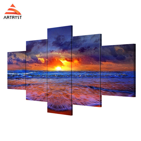 Framed Canvas Print Art Painting HD Picture for Home Wall Decoration ATRS050