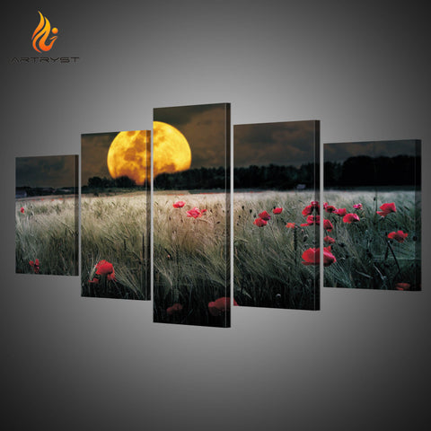 Framed Canvas Print Art Painting HD Picture for Home Wall Decoration ATRS056