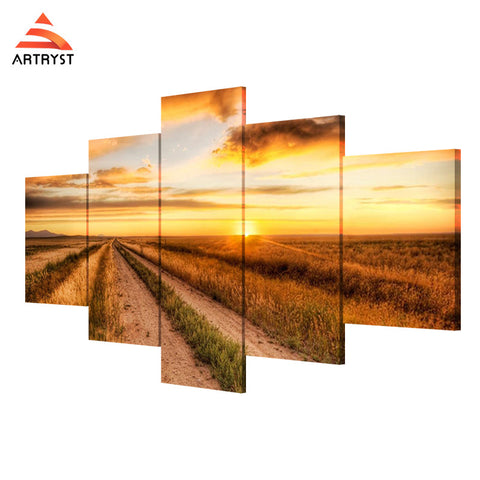 Framed Canvas Print Art Painting HD Picture for Home Wall Decoration ATRS012