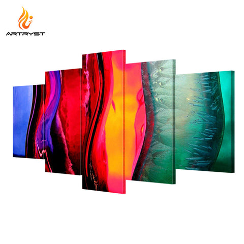 Wall Art Printed Canvas with frame HD Picutre for Home Wall Decoration ABS009