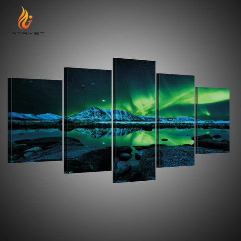 Framed Canvas Print Art Painting HD Picture for Home Wall Decoration ATRS059