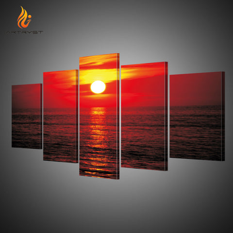 Framed Canvas Print Art Painting HD Picture for Home Wall Decoration ATRS052
