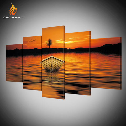 Framed Canvas Print Art Painting HD Picture for Home Wall Decoration ATRS020