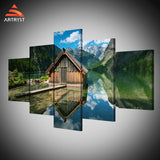 Framed Canvas Print Art Painting HD Picture for Home Wall Decoration ATRS001